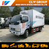 3ton 5ton Refrigerated Truck for Medical Waste Transportation with Sanitation Disinfection Device