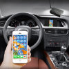 Car Video Ture Mirroring Sync with Smartphone Through Wi-Fi Connectivity