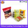Windowed Sealed Hanger Plastic Vacuum Food Packaging Bag
