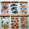 Halloween Glitter Window Jelly Decoration/Gel Stickers