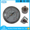 2.5inch - 63mm Capsule Low Pressure Gauge with 16kpa 1600mmh2o