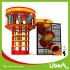 2015 New Spider Tower Children Tube Slide