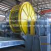 Zps-900 Scrap Tire Shredder Machinery