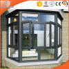 Non-Thermal Break Aluminum Casement Window for Caribbean House