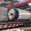 Used Plastic Tyre Recycling Pyrolysis Plant