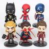 Pop Super Heroes PVC Action Figure Toys Movie Characters Model Vinyl Figure Toys for Children