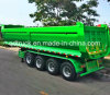 80 Ton Tri-Axle Tipping Trailer