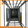Gas /Oil Heating Type Powder Coating Oven with Inner Trolley Loading to Kenya