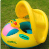 PVC or TPU Inflatable Duck or Animal Floating Seat for Baby