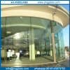 Tempered Curved curtain Wall Glass Construction