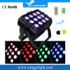 Stage DMX LED Battery Wireless PAR Light