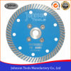 125mm Hot Press Sintered Turbo Saw Blade Granite Cutting Blade