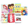 Customized Printed Cartoon Mini Paper Playing Card / Promotional Card for Child