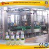 Automatic Fresh Juice Glass Bottling Machine