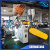 Single Stage PP PE Plastic Pelletizing Machines for Non Woven Fabric