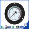 Y-100zt Axial Back Connection Manometer Pressure Gauge with Fronge