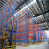 Very Narrow Aisle Storage Pallet Racking Systems Solution