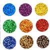 Green/Blue/Yellow/Red/Black/White Masterbatch, Pet Color Masterbatch, Polyethylene Masterbatch