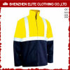 Custom Made Safety Winter Reflective Jacket Men (ELTSJI-23)