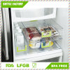 Pet Fridge Bins and Freezer Organizer Refrigerator Bins Storage Containers BPA-Free Drawer Organizers