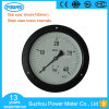 6 Inch 160mm Back Type Panel Mount Pressure Gauge Manometer Manufacturer General Type Steel
