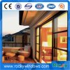Wood Aluminium Composite Sliding Door