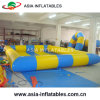 Paddle Boat Used Round Large Inflatable Pool, Inflatable Pool Rental