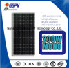 200W Mono Solar Panel, Factory Direct, with CE TUV Certification