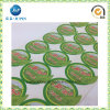 Full Color Printing Round Adhesive Food Label Sticker (JP-S087)