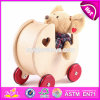New Design Toy Storing Preschool Wooden Baby Standing Toys W16e069