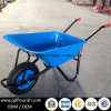 Garden Tool Cart Wb5009 Wheelbarrow Ruuber Wheel Barrow