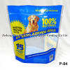Stand up Dog Food Pouch with Zipper
