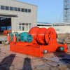 Heavy Load Material Lifting Double Drum Electric Winch