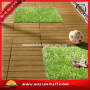 Interlocking Artificial Grass Mat Grass Tile
