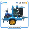Movable Diesel Engine End Suction Centrifugal Water Pumps