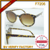 New Leopard Print Rayband Sunglasses with Free Sample (F7206)