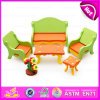 Colorful DIY Wooden Children Puzzle Furniture Set, Best Selling Wholesale Wooden 3D Puzzle for Children W03b037