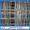 Direct Sale Tensile Galvanized Farm Plain Weave Field Fence