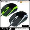 Hot Selling Computer Hardwares 3D PC Wired Optical USB Mouse