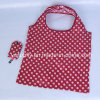 Fashion Reusable Polyester Folable Tote Shopping Bag