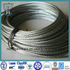 6*19 Structured Galvanized Wire Rope