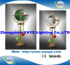 Yaye 18 Hot Sell Ce/RoHS Approved Lighting Gemstone Globe/ Gemstone Globe with Lighting/ World Globe with Lighting (YAYE-ST-L036)