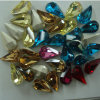 Little Water Droplet Colorful Crystal Glass Beads (3018)