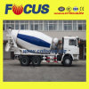 8cbm HOWO Concrete Transit Mixer Truck for Sale