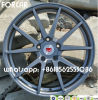 "18"" Black Aluminum Alloy Rims Replica Vossen Wheels"
