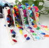 Hot Sale Factory Wholesale Finger Lace, Lace with Colorful Tassels