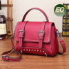Lady Fashion Bag Famous Handbags Studded Leather Tote Bags Emg5306