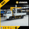 Famous 2 Ton Small Truck Mounted Crane