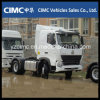 Sinotruk HOWO A7 4X2 371HP Prime Mover Tractor Head for Ghana