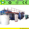 Waste Water From PE HDPE PP LDPE Pet PVC PC ABS PS Washing Line Effluent Water Treatment System